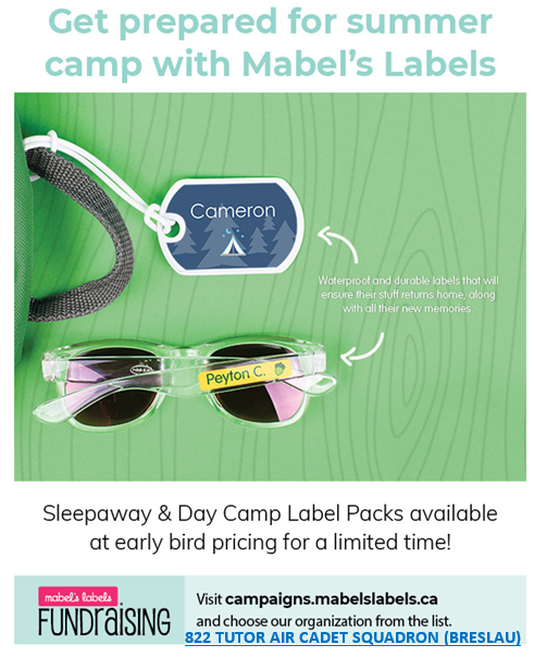 Get prepared for summer camp with Mabel's Labels that are durable and waterproof. Sleepaway and Day Camp Label Packs available at early bird pricing for a limited time!