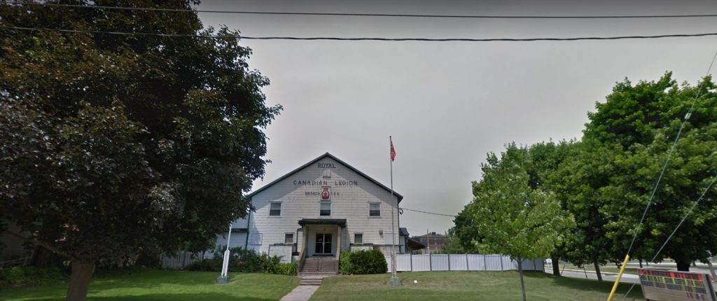Royal Canadian Legion - Branch 126