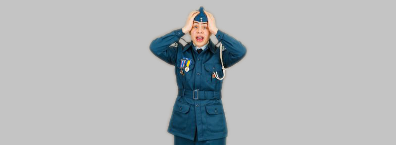 New Air Cadet Dress