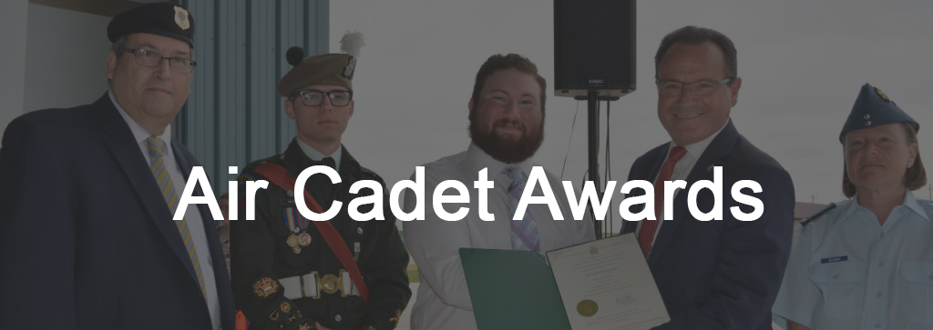 Air Cadet Awards