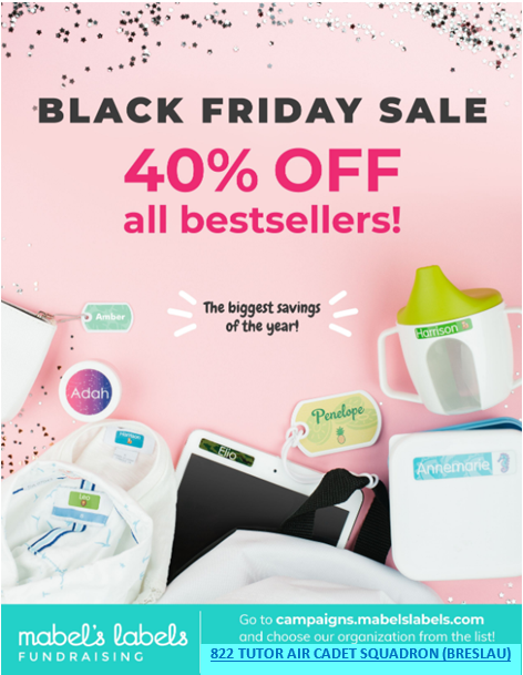 Mabel's Labels - Black Friday Sale (40% off all bestsellers!) Biggest sale of the year!